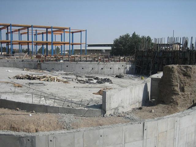 پروژه دهکده آبی پارس