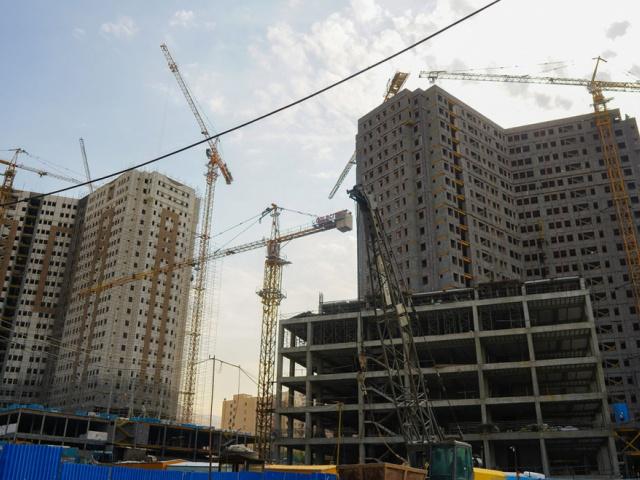 پروژه مجتمع مسکونی یاس